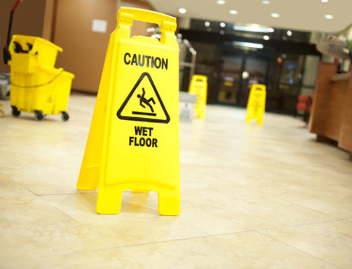 Can Travertine be cleaned after a flood?